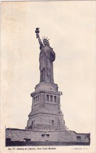 State=ue Of Liberty New York Harbor New York City New York