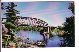 Bridge, Sioux Narrows , Ontario,