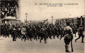 CPA PARIS Les Fetes de la Victoire 1919 Les Marocains (218822)