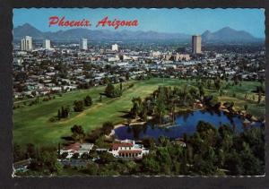 AZ Encanto Golf Course PHOENIX ARIZONA Postcard Golfing
