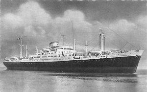 Edouard Branly Chargeurs Reunis Ship Unused