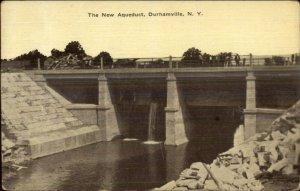 Durhamville NY The New Aqueduct c1910 Postcard