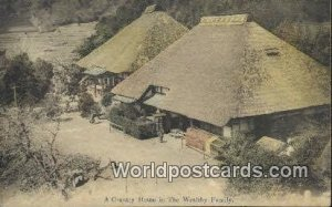 Country House in the Wealthy Family Japan Unused