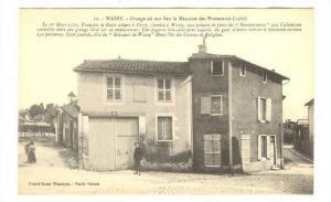 Wassy , France, 00-10s ; Massacre de Wassy; Grange ou eut lieu le Massacre de...