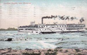 Lachine Rapids , near MONTREAL , Quebec , Canada ; 00s-10s