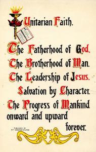 Unitarian Faith Motto