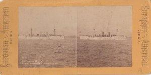 SV : U.S.S. BALTIMORE USN , 1890s