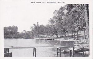 Wisconsin Okauchee Palm Beach Bay