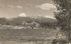 RP: STEAMBOAT SPRINGS , Colorado , 1916 ; Bear River