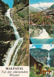 Germany Malatal In Kaernten Tal der Stuerzenden Wasser