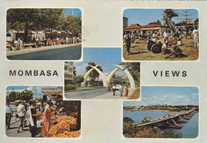 Mombasa - Kenya - PU-1972