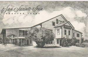Texas Houston San Jacinto Inn Restaurant