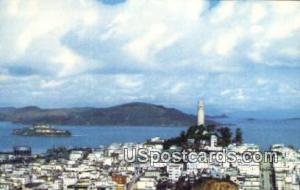San Francisco Bay, California Postcard        ;       San Francisco Bay, CA P...