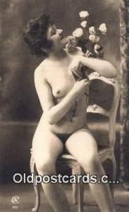 Reproduction # 108 Nude Postcard Post Card  Reproduction # 108