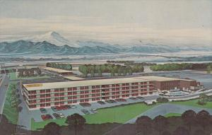Garden Valley Motel & Restaurant , COLORADO SPRINGS , Co. , PU-1967