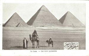 Egypt Le Caire Les trois piramides pyramids 04.03