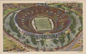 Stadium Rose Bowl Pasadena California 1966 Curteich