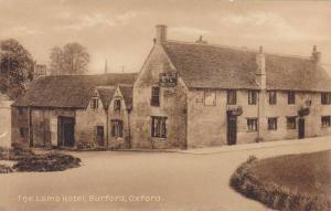 The Lamb Hotel, Burford, Oxford (Oxfordshire), England, UK, 1900-1910s