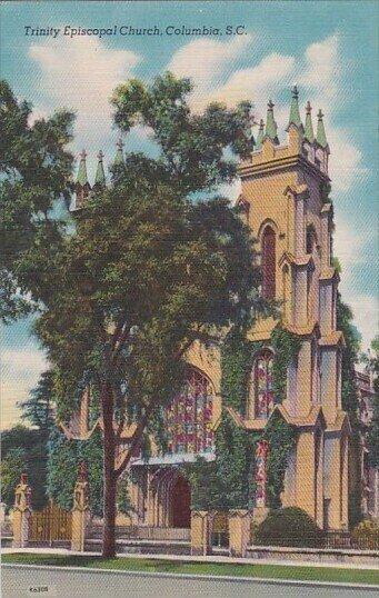 South Carolina Columbia Trinity Episcopal Church