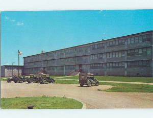 Unused Pre-1980 BUILDING Fort Riley - Manhattan & Junction City Kansas KS hn7341