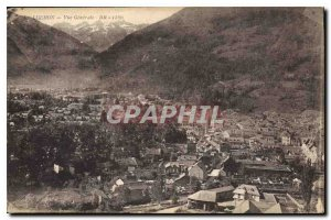 Old Postcard Luchon General view