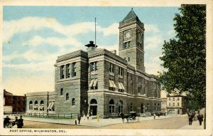 DE - Wilmington. Post Office