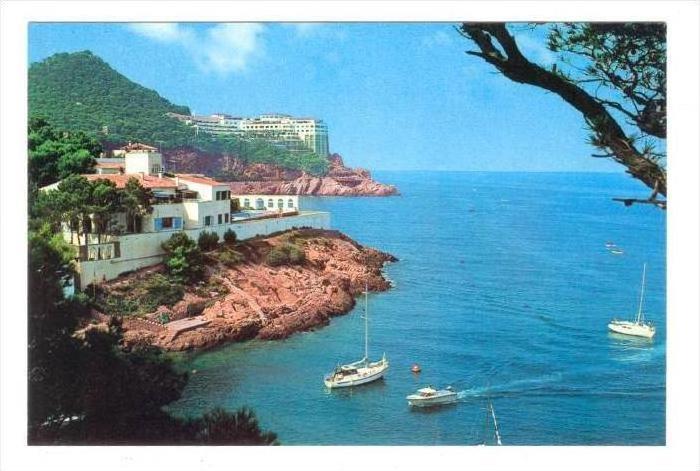 Cap Sa Sal. (Costa Brava) Spain, 60-70s
