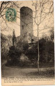 CPA DREUX - Tour du Télégraphe construite sous le regne de Charles X.. (34203)