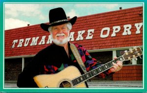 Advertising Tommy Overstreet Truman Lake Opry Tightwad Missouri