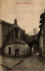 CPA VANNES - La Porte Poterne (369014)