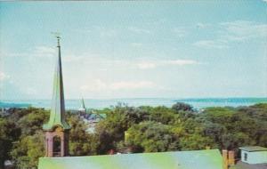 Maine Portland View Of Casco Bay
