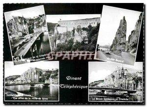 Modern Postcard Dinant Telepherique