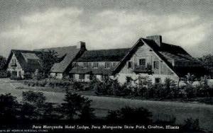 Pere Marquette Hotel Lodge Grafton IL Unused
