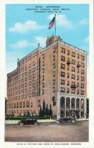 USA Hotel Jefferson Kentucky Avenue Near Beach Atlantic City 05.08