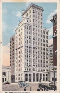 AUGUSTA, Georgia; Lamar Building, 1900-10s