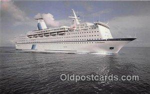 MS Scaandinavia Scandinavian World Cruises Fleet Ship Unused