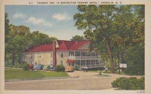 North Carolina Franklin Trimont Inn A Distinctive Tourist Hotel