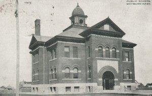 WEYBURN , Sask. , Canada , 1912 ; Public School