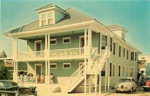 MO, Wildwood-by-the-Sea, Missouri, The Elwood Apartments, Dexter No. 28639-B