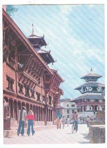 Darbar Square , Kathmandu , NEPAL , 70-80s