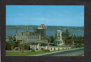 NS Halifax Citadel Royal Bank Clock Nova Scotia Canada Carte Postale Postcard