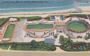 Florida Marianna Aerial View Marine Studios