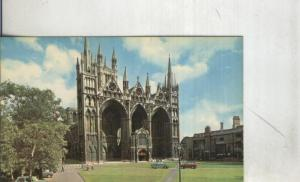 Postal: West Front, Peterborough, Cathedral
