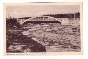 Manuel River Bridge, Newfoundland, Marshall Studios