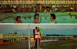 New Mexico Santa Rosa Surf Motel
