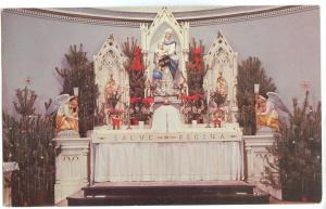 The Famous Little Shrine, Shrine of our lady of Peace, Niagara Falls, Ontario