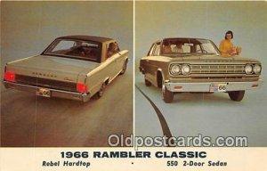 1966 Rambler Classic unused