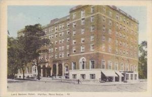 Canada Nova Scotia Halifax Lord Nelson Hotel