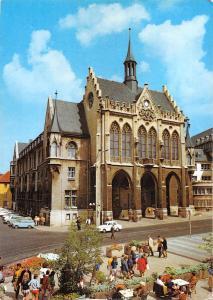 GG12768 Erfurt Rathaus Town hall Cars Voitures Street Promenade