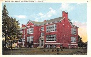 North Main Street School in Spring Valley, New York